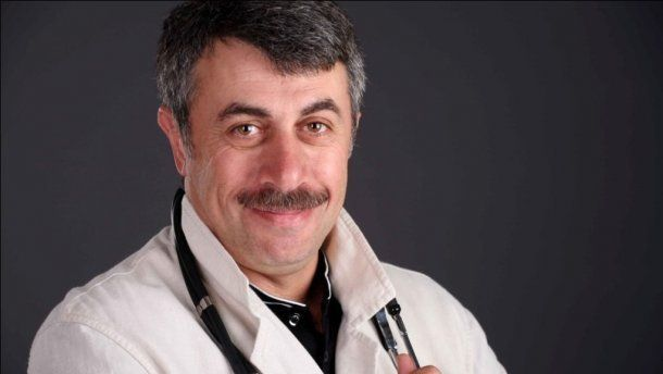 Доктор Комаровський вперше допустив можливість стати президентом