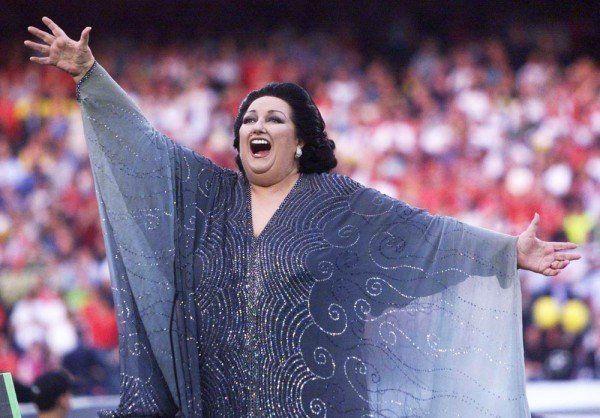 В Іспанії померла Монсеррат Кабальє: оперна діва, яка ставила сміливі експерименти