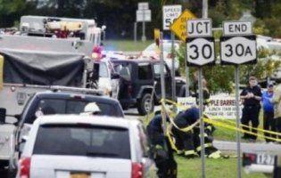 Лімузин смерті: весільний кортеж влетів у парковку, загинуло 20 людей (відео)