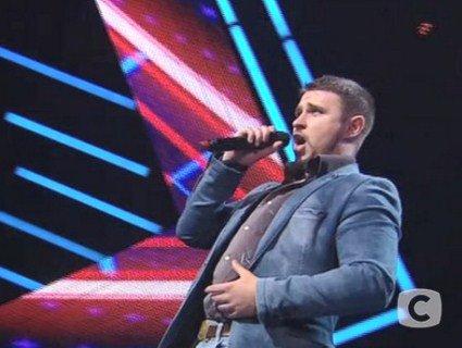 Полтавський боксер на ім'я Ангел вразив суддів «Х-Фактору» ангельським голосом (відео)