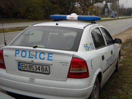 В Болгарії п'яний українець після ДТП ішов на прорив і протаранив дві патрульні машини