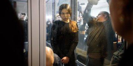 9 жовтня Зайцеву було госпіталізовано прямо із зали суда