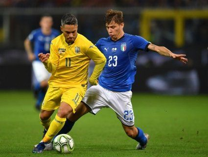 У товариському матчі Італія і Україна зіграли внічию 1:1 (ВІДЕО ГОЛІВ)