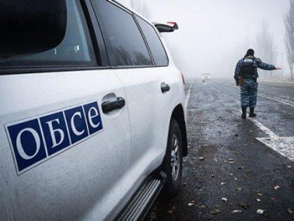Бойовики нагло обстріляли патруль ОБСЄ