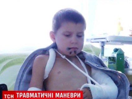 На Житомирщині першокласник пішов до школи і додому вже не повернувся (відео)