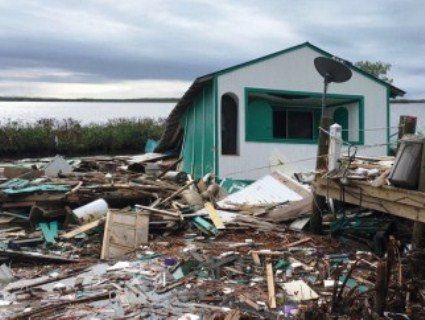 «Майкл» став найпотужнішим ураганом за останні 80 років: є жертви (фото, відео)