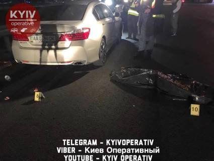 В Києві жертвами смертельної ДТП стали одразу двоє «перебігунів»
