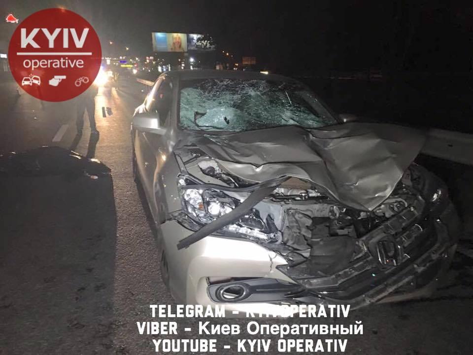 ДТП Київ