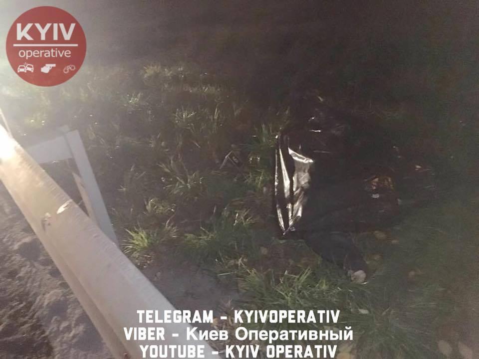 смерть Київ
