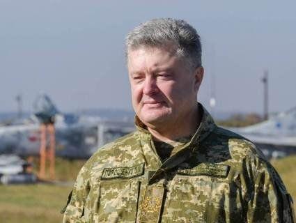 Порошенко дозволив силам ООС відкривати вогонь на Донбасі зі всіх видів зброї