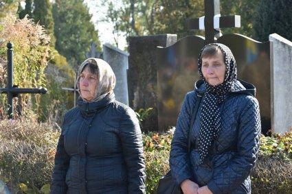 на вшануванні загиблих в АТО