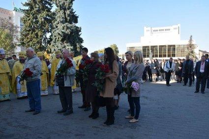 вшанування загиблих в Луцьку