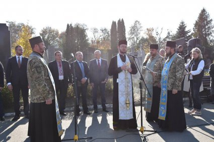 на вшануванні загиблих в АТО в Луцьку фото 3