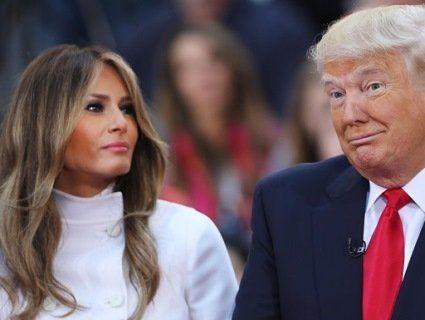 Меланія Трамп відверто зізналася, чи були у президента  Америки романи з порнозірками