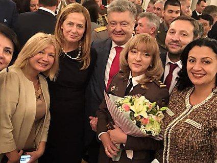 Вперше в Україні генерал-майором  стала жінка