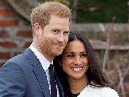 Британія радіє: принц Гаррі та Меган Маркл чекають дитину