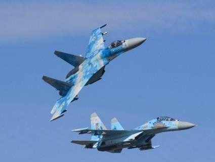 На Вінниччині розбився винищувач: два пілоти загинули