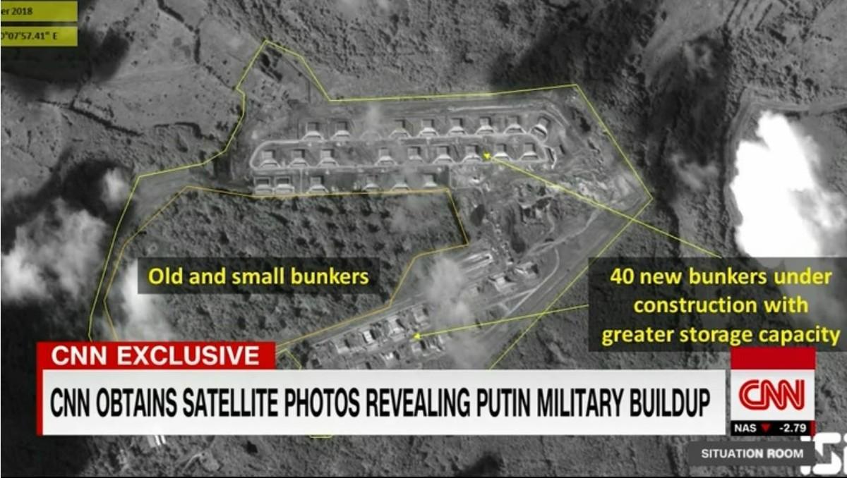Російські військові будують 40 бункерів для ядерної зброї у Калінінградській області