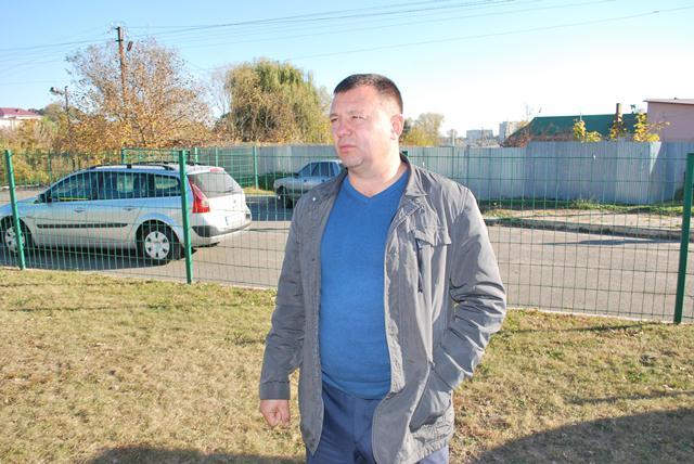 Міський голова Горохова Віктор Годик