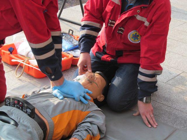 У Луцьку відбулися змагання бригад екстреної медичної допомоги фото 2