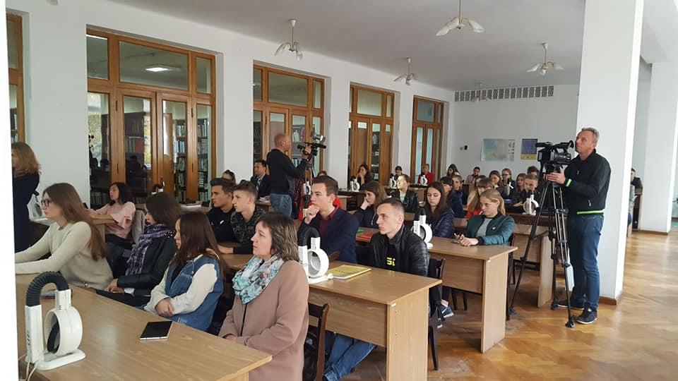 студенти істфаку СНУ Луцьк