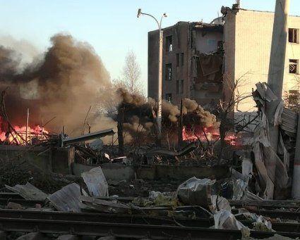 У Росії росте кількість загиблих на заводі із феєрверками