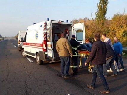 Жахлива ДТП на Черкащині: постраждали діти