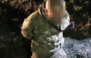 На Волині СБУ затримала бандитів, що  грабували у формі  нацгвардійців