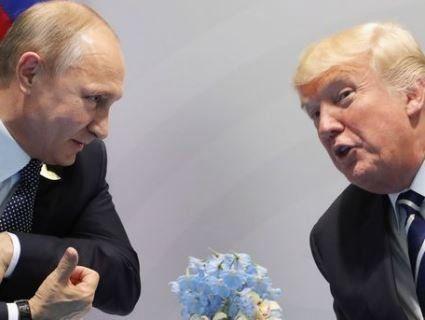 Путін хоче зустрітися з Трампом в Парижі: обговорення війни чи миру між двома великими державами?