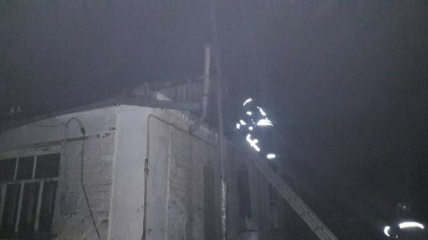 Пожежа Київщина