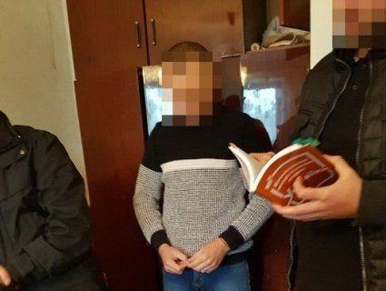 У Луцьку СБУ викрила на хабарі старшого інспектора патрульної поліції