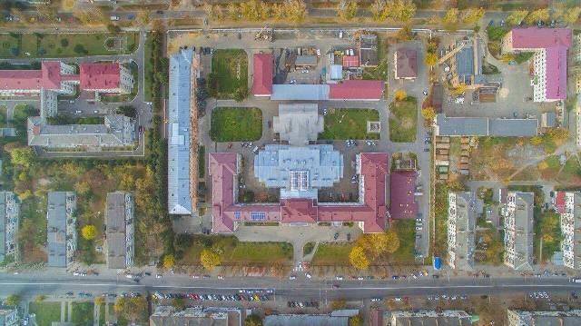 Сонячні батареї Волинська обласна клінічна лікарня фото 4