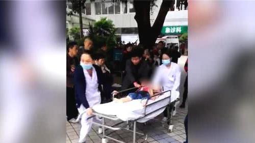 Жінка порізала дітей у дитсадку в Китаї