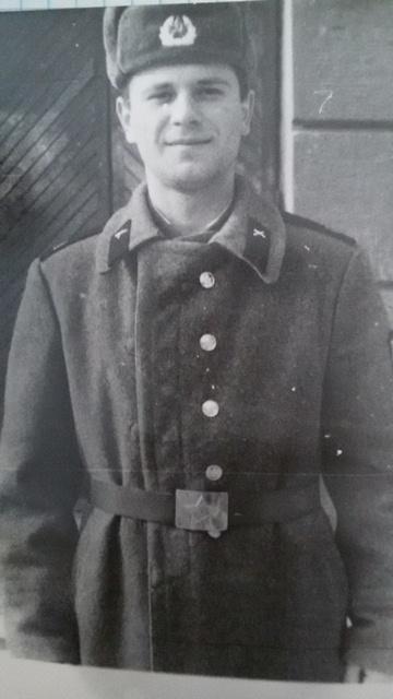 Віктор Кумецький боєць Айдару в армії