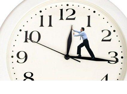 Переводимо годинники востаннє?