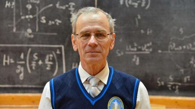 Павло Віктор_вчитель фізики_відеоблогер