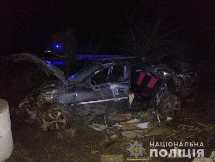 На Рівненщині серйозна ДТП: 16-літня дівчина загинула, 20-річна – в комі