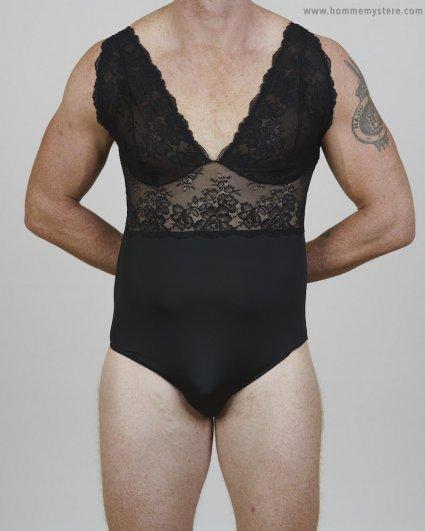 Розкішні комплекти мереживного білизни для чоловіків.
