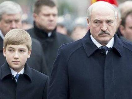 Президент Білорусії бив свого сина, щоб той був «нормальною людиною»