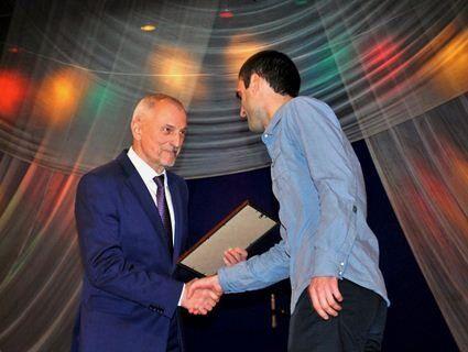 У Луцьку нагородили кращих працівників соціальної сфери (фото)