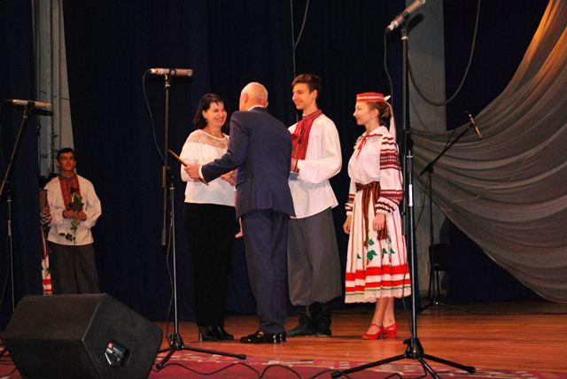 Нагородження працівників соціальної сфери у Палаці культури міста Луцька фото 1