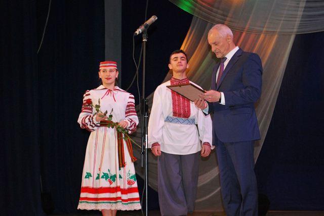 Нагородження працівників соціальної сфери у Палаці культури міста Луцька