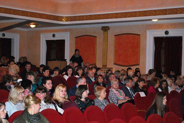 Нагородження працівників соціальної сфери у Палаці культури міста Луцька фото 8