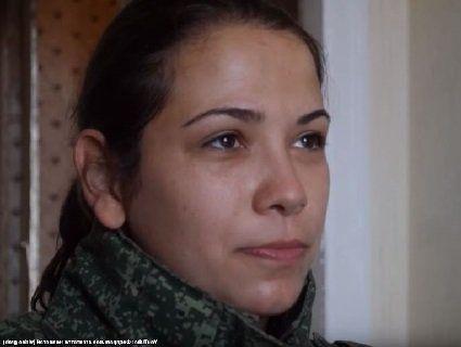 На боці сепаратистів воює сербська монахиня (фото)