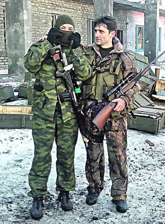Багіра _Берич_сербські сепаратисти на Донбасі