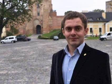 У Луцькій міській раді представили нового депутата
