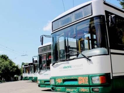 Луцькрада позичить гроші на тролейбуси для міста