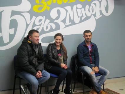Те, чого немає в Інтернеті: у Луцьку гумористів із «VIP Тернопіль» потягло на одкровення (фото)