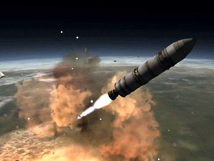 Міжконтинентальна балістична ракета США точно вразила у ціль
