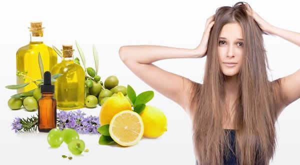 Оливкова олія для доглядом за волоссям